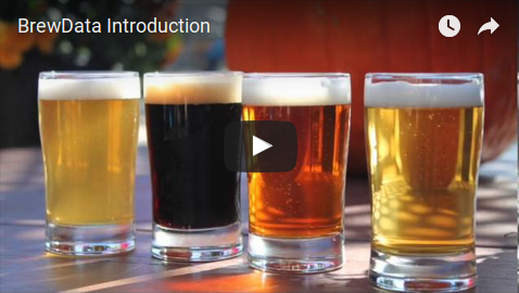 Brew Data introduction video